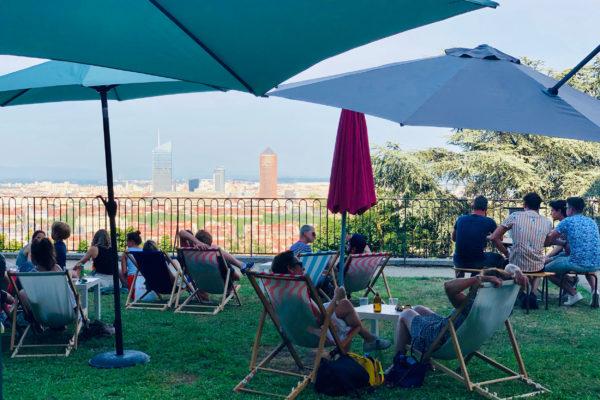Superspectives - bar/terrasse - 2019