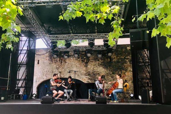 Tana Quartet - Superspectives - 22 juin 2019