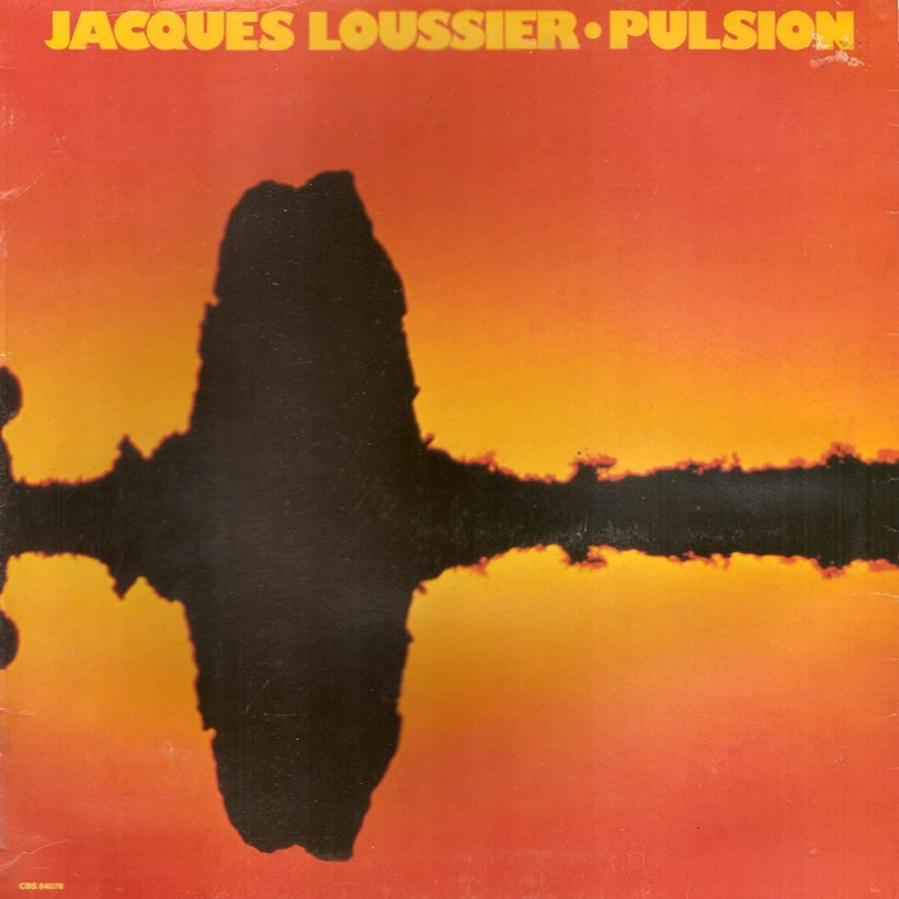 Jacques Loussier - Pulsion - Superspectives